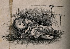 child with insomnia