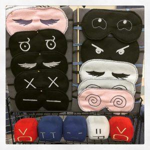 interesting eye masks