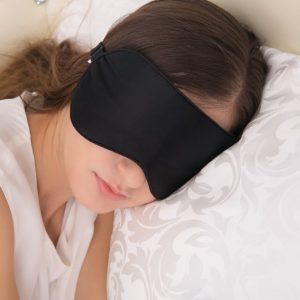 Alaska bear sleep eye mask