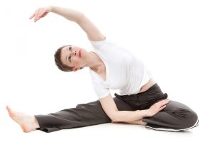 woman-doing-yoga-for-rls