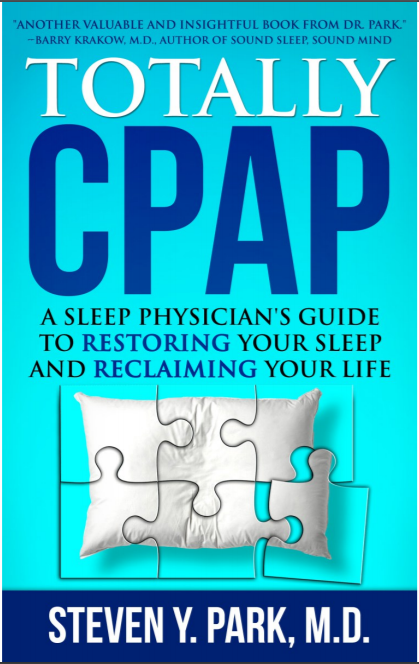 Totally CPAP book cover